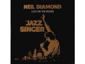 Neil Diamond – Love On The Rocks 7''