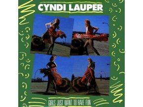 Cyndi Lauper – Girls Just Want To Have Fun 7''