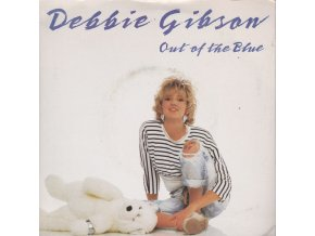 Debbie Gibson ‎– Out Of The Blue 7''