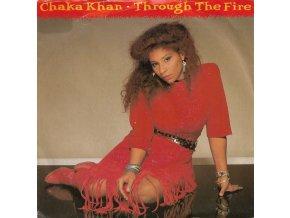 Chaka Khan – Through The Fire 7''