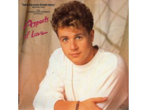 Michael Ball ‎– Love Changes Everything 7''