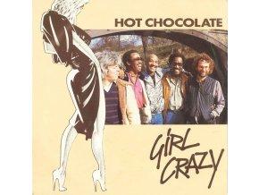Hot Chocolate – Girl Crazy 7''