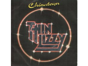 Thin Lizzy ‎– Chinatown 7''