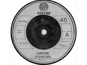 Status Quo – Caroline 7''