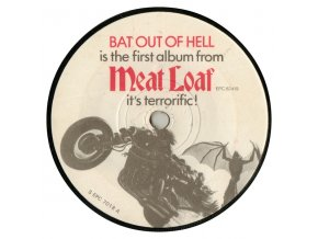 Meat Loaf ‎– Bat Out Of Hell 7''