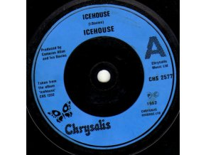 Icehouse ‎– Icehouse 7''