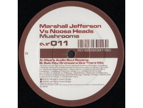 Marshall Jefferson vs. Noosa Heads – Mushrooms