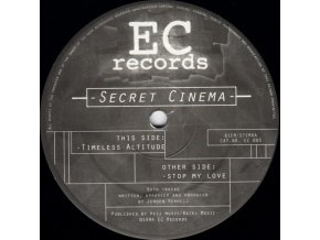Secret Cinema ‎– Timeless Altitude