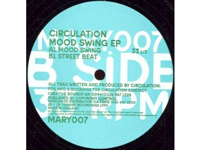 Circulation – Mood Swing EP