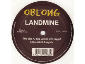 Landmine ‎– Two Lumps, One Sugar!