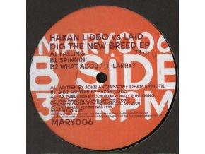 Hakan Lidbo* vs. Laid – Dig The New Breed EP