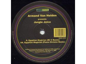 Armand Van Helden Presents Jungle Juice – Egyptian Magician
