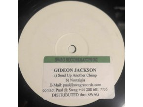 Gideon Jackson – Send Up Another Chimp