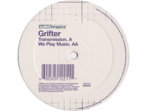 Grifter ‎– Transmission / We Play Music
