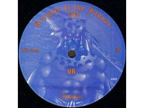 The Aztec Mystic A.K.A DJ Rolando – Knights Of The Jaguar EP