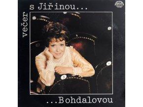 Jiřina Bohdalová – Večer S Jiřinou ... ... Bohdalovou