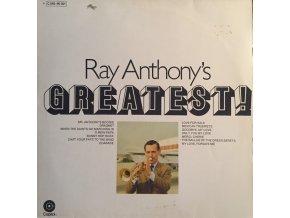 Ray Anthony – Ray Anthony's Greatest!