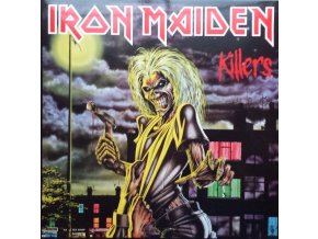 Iron Maiden - Killers (Reissue, remastered, limited) - 180 gr.
