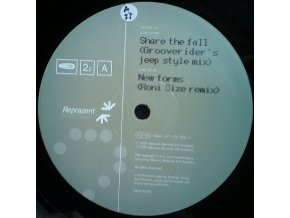Roni Size / Reprazent ‎– Share The Fall