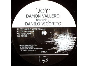 Damon Vallero Featuring Danilo Vigorito ‎– Joy