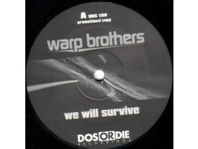Warp Brothers – We Will Survive