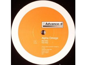 Alpha Omega ‎– Bad Vibe / Dub Step