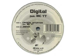 Digital Feat. MC YT – Critical Situation / Jester