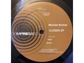 Michael Burkat – Closer EP