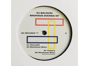 Dj Balduin – Bauhaus Diaries EP.jpeg