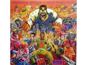 Massive Attack V Mad Professor – No Protection