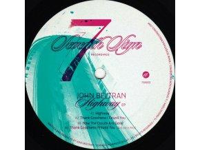 John Beltran – Highway EP