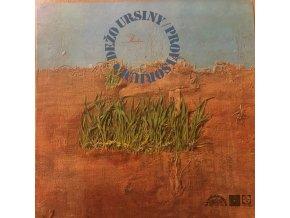 Dežo Ursiny / Provisorium - Dežo Ursiny & Provisorium (LP, Album, Club)
