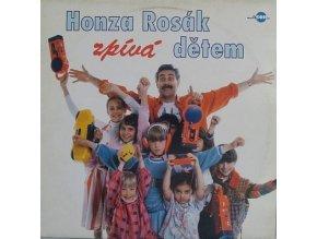 Honza Rosák – Honza Rosák Zpívá Dětem.jpeg