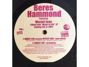 Beres Hammond Featuring Wyclef Jean – Dance 4 Me