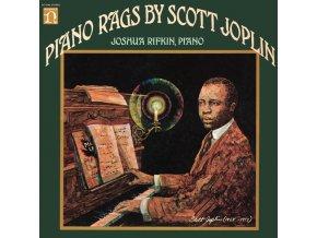 Scott Joplin, Joshua Rifkin – Piano Rags