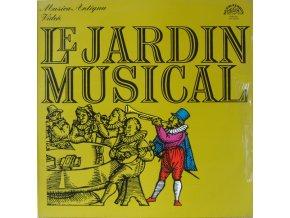 Musica Antiqua Vídeň – Le Jardin Musical