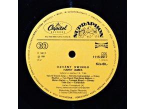 Harry James / Les Brown – Ozvěny Swingu