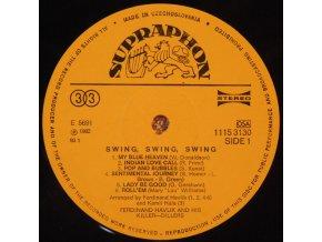 Ferdinand Havlík Swing Band – Swing, Swing, Swing