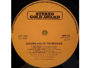 The Ripoffs – Golden Age Of The Beatles