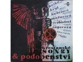 Various – Křesťanské Songy & Podobenství