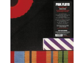Pink Floyd – The Final Cut Reissue, Remastered, 180g
