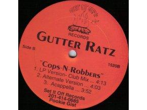 Gutter Ratz – Cops-N-Robbers