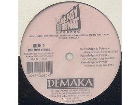 Demaka – Knowledge Is Power