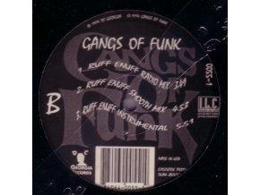 Gangs Of Funk – Ruff Enuff / Dream Team
