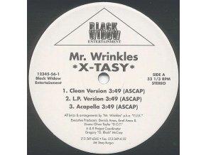 Mr. Wrinkles – X-Tasy