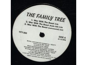 The Family Tree – War With The Beast / She Loves Me