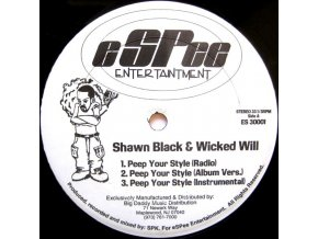 Shawn Black & Wicked Will – Peep Your Style / Can't Go For That