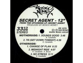 Bosco Money – Secret Agent