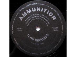 Ammunition – Me & My Man