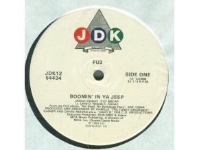 Fu2 – Boomin' In Ya Jeep / No Head, No Backstage Pass
